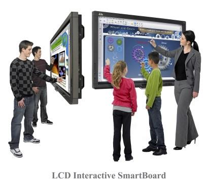 Bảng Tương tác Thông minh LCD cho giáo dục
